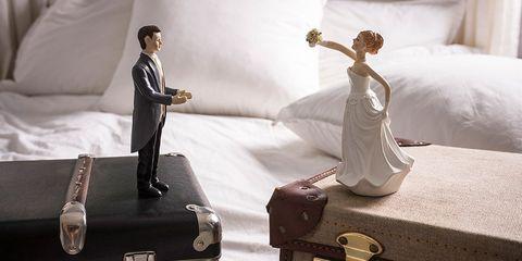 Crazy divorce stories