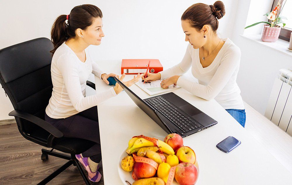 nutritionist office