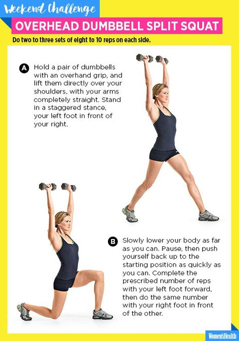 This Anyone Can Do Move Works All The Muscles Womens Health