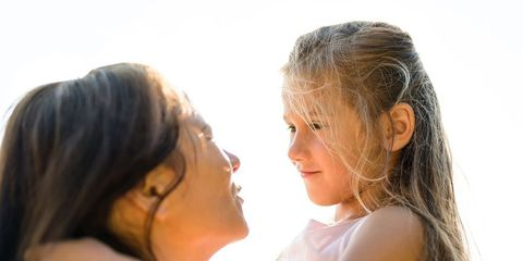 To raise a self confident daughter, be your best self.