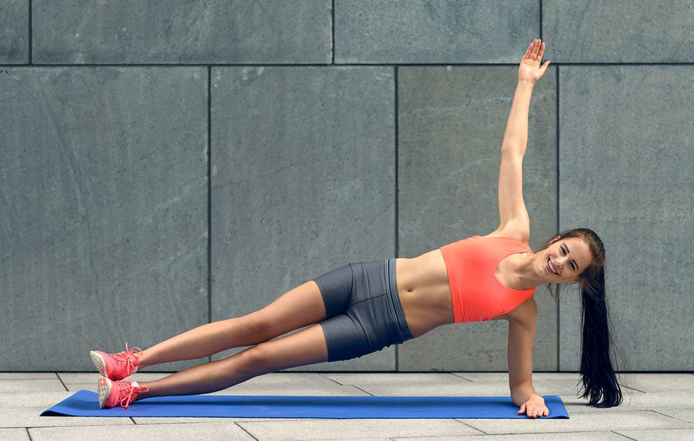 These 9 Bodyweight Exercises Will Help You Get Toned AND Lean