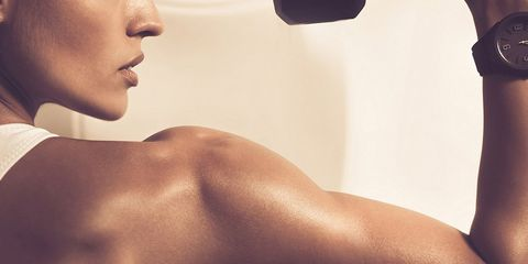 Skin, Shoulder, Joint, Wrist, Jaw, Muscle, Barechested, Neck, Tan, Chest,