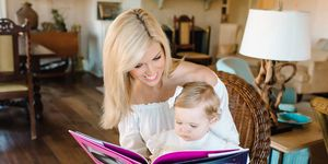 Ainsley Earhardt and daughter Hayden