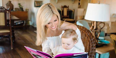 Ainsley Earhardt and daughter Hayden