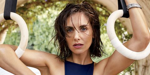 Alison Brie Workout