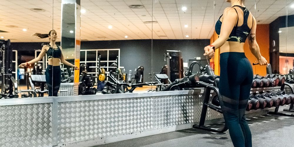 Cardio moves without the treadmill