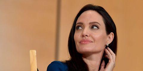 Angelina Jolie on her divorce from Brad Pitt