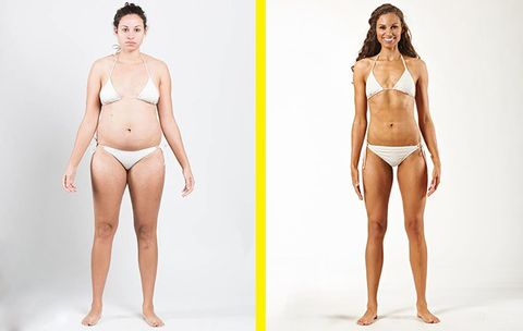 How This Former College Athlete Got Her Body Back After Having Two Babies
