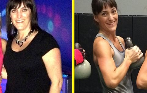 How This Busy Mom Lost 30 Pounds—and Filled Her Pockets in the Process