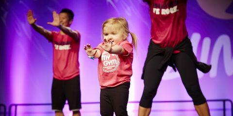 Purple, Violet, Stage, sweatpant, Active pants, Talent show, Leggings, Baby, Dance,