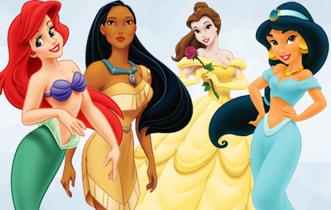 Can Everyone Stop Photoshopping Disney Princesses Bodies Please