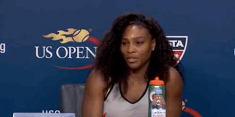 8 Times Serena Williams Gave Zero F*cks