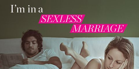 What It's Really Like to Be in a Sexless Marriage