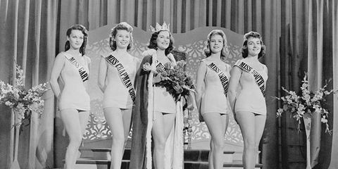 Some Not So Great News about the Evolution of The Miss America Pageant