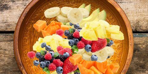 The Ingredients The Super De-Bloating Fruit Salad
