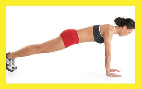 This Simple Plank Upgrade Will Score You a Sexy Core and Butt