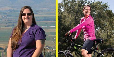 Jessie Foss weight loss success story