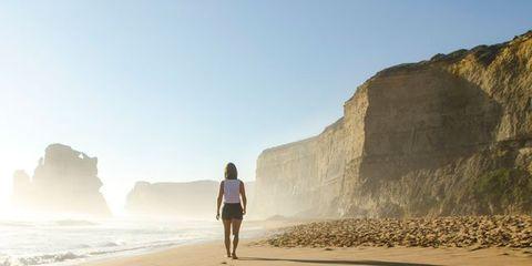 Coastal and oceanic landforms, Rock, Coast, Tourism, Geology, Sand, Bedrock, Terrain, Travel, Vacation,