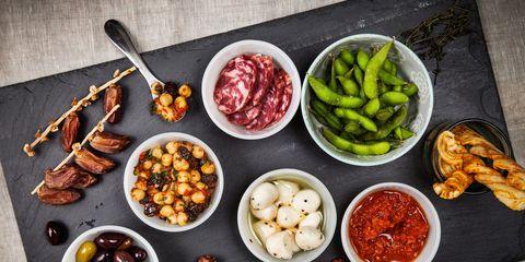Food, Ingredient, Tableware, Cuisine, Dish, Plate, Produce, Recipe, Dishware, Meal,