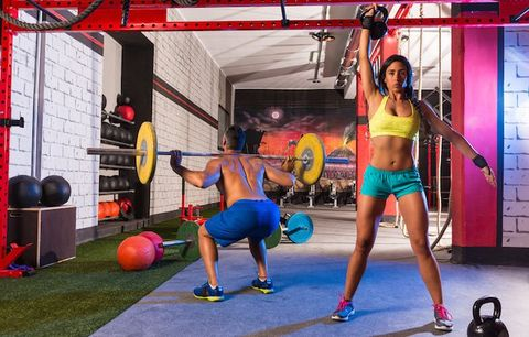 6 Stories of Women Showing Up the Men in Their Gyms