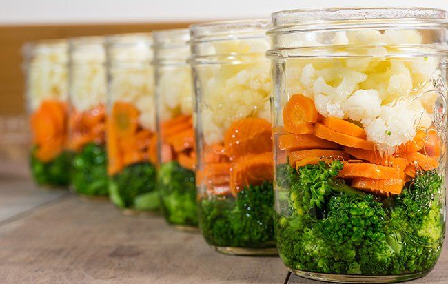 8 Intense Meal-Prep Pics That Will Make Type A People Do a Happy Dance