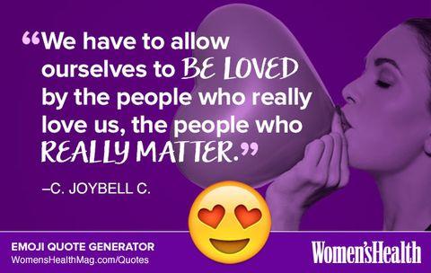 c joybell c quote