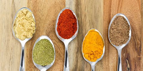 powdered superfood supplements