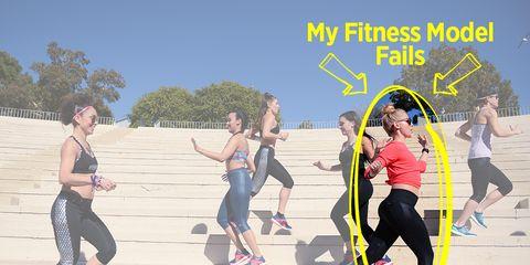 bad fitness model