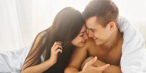 long-term couple sex