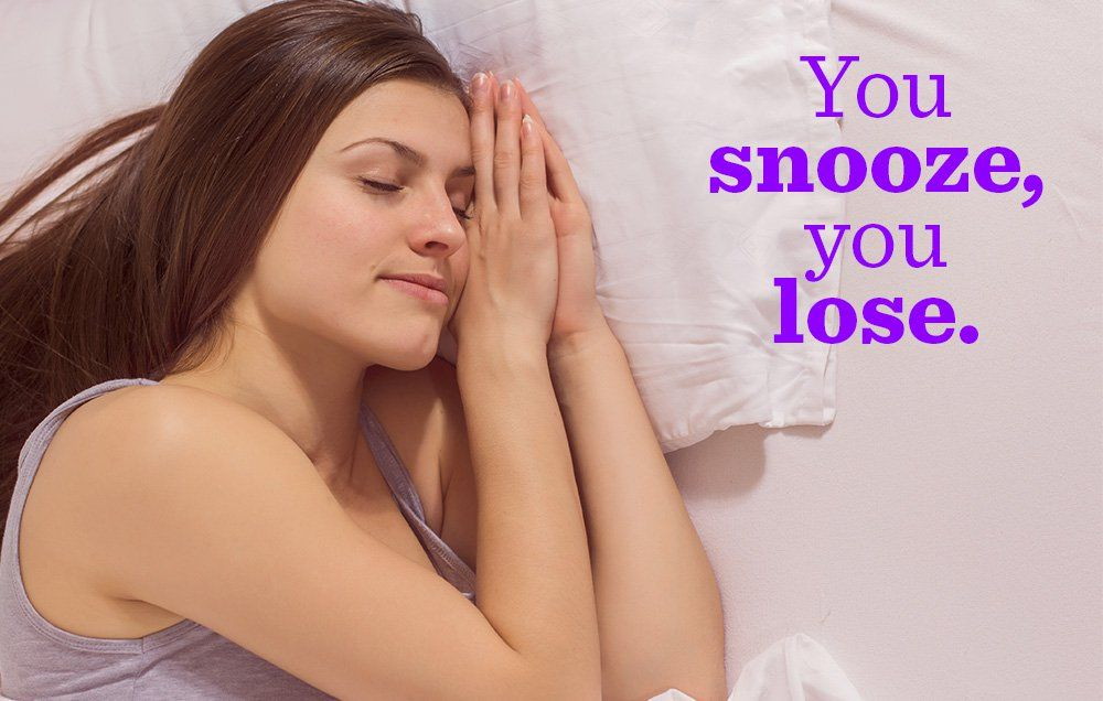 How to Sleep Your Way to Weight Loss