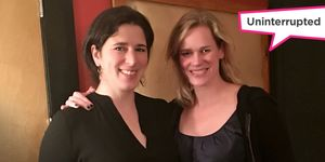 Rebecca Traister and Sara Culley