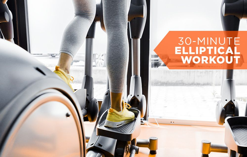 Switch Up the Elliptical Boredom with 4 Fresh Techniques in One Workout