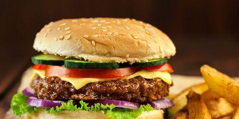 High fat foods study
