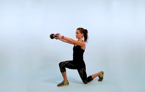 Get Sexy Shoulders and a Tight Butt with This Sweet Move