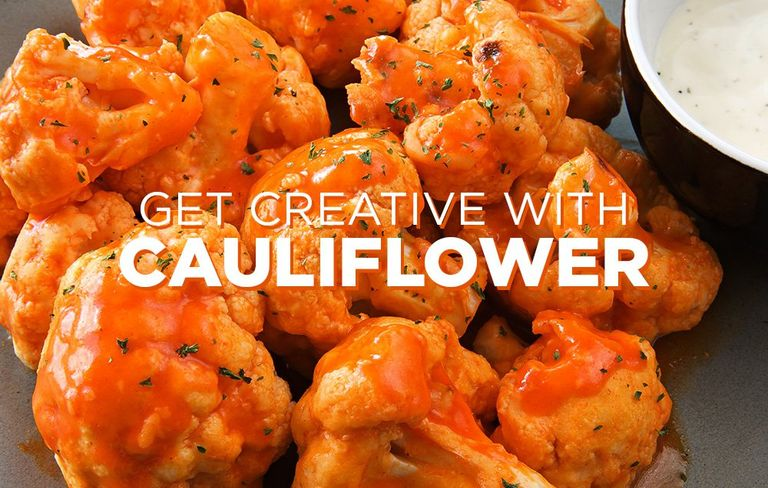 15 Crazy Delicious Cauliflower Hacks to Help You Lose Weight