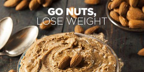 almonds weight loss