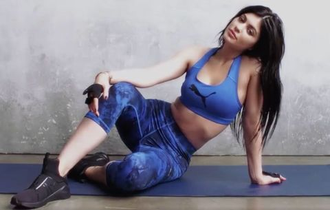 acheter populaire c718a 4edc9 In Defense of Kylie Jenner's New Puma Ad   Women's Health