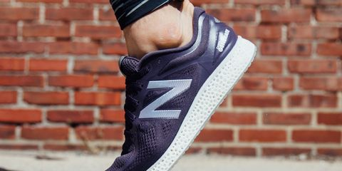 3d printed running shoe new balance