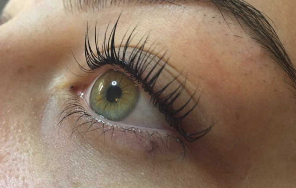 Lash Lifts Are Now A Thingshould You Try It Womens Health