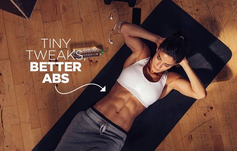 5 Ways to Make Your Abs Workouts More Effective—and Less Painful