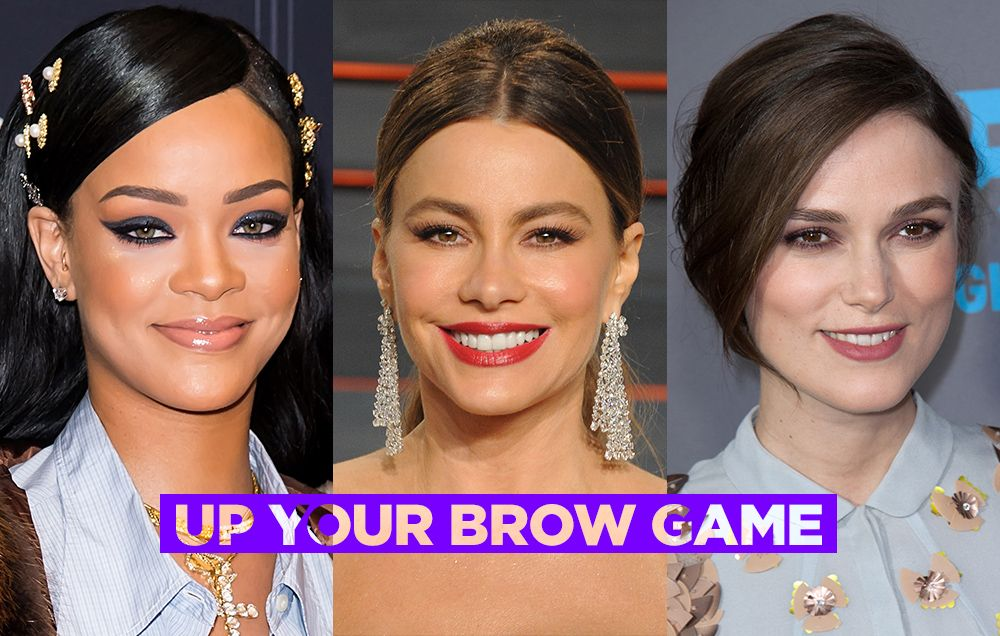 Your Step By Step Guide To Gorgeous Brows In Your 20s 30s And 40s