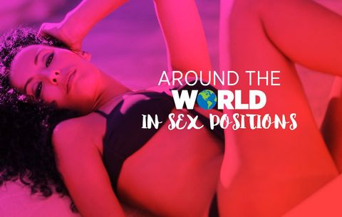 The Best Sex Positions from Around the World