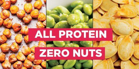 High Protein Nut Free Snacks