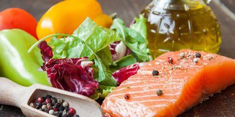mediterranean diet aging