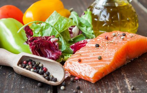 The Mediterranean Diet Might Actually Slow Aging