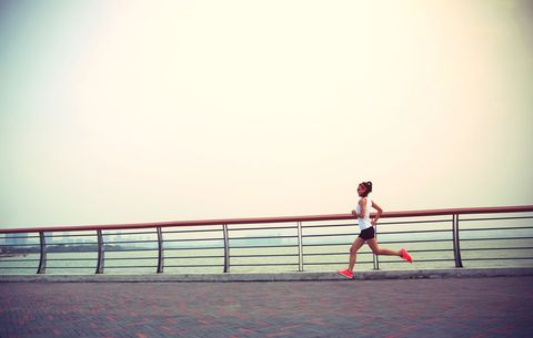 Running This Much Each Week Can Help You Lose Weight