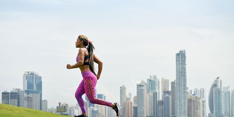 weird things that happen to your body while running