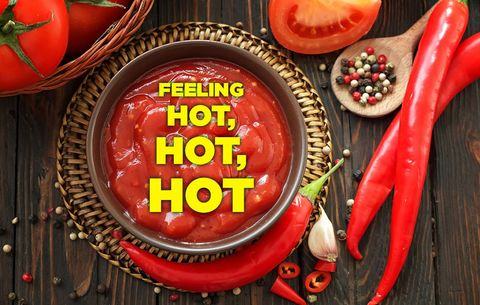 7 Legit Health Benefits of Slathering Your Food with Hot Sauce
