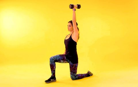 This One Move Gives You Side Abs, Sculpted Shoulders, and a Butt Lift