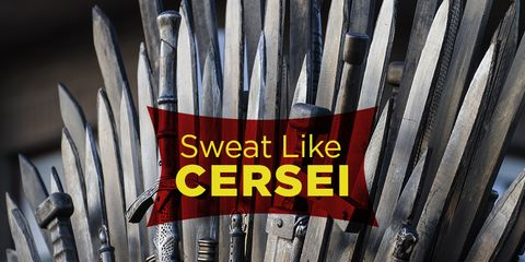 game of thrones workout